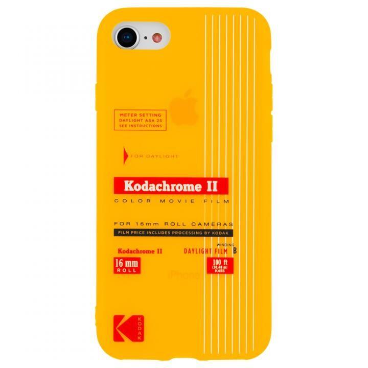 iPhone8/7/6s/6 ケース Case-Mate Kodak iPhoneケース Vintage Kodachrome II Print iPhone SE 第2世代/8/7/6s/6_0