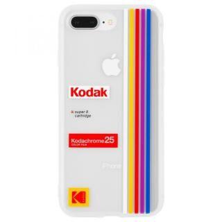 iPhone8 Plus/7 Plus ケース Case-Mate Kodak iPhoneケース Striped Kodachrome Super8 iPhone 8 Plus/7 Plus/6s Plus/6 Plus