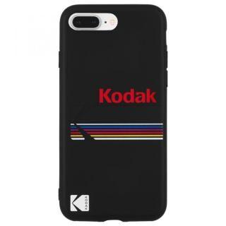 iPhone8 Plus/7 Plus ケース Case-Mate Kodak iPhoneケース Matte Black+Shiny Black Logo iPhone 8 Plus/7 Plus/6s Plus/6 Plus