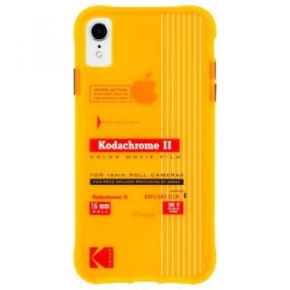 iPhone XR ケース Case-Mate Kodak iPhoneケース Vintage Kodachrome II Print iPhone XR