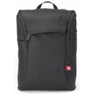 軽量ラップトップバックパック booq Daypack 19L ブラック/レッド【9月下旬】