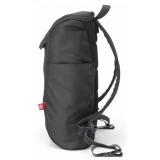 軽量ラップトップバックパック booq Daypack 19L ブラック/レッド_3