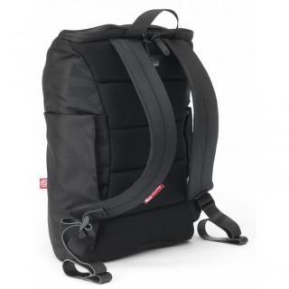 軽量ラップトップバックパック booq Daypack 19L ブラック/レッド_4