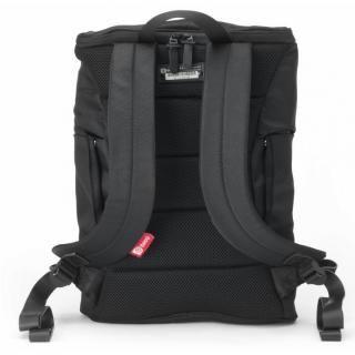 軽量ラップトップバックパック booq Daypack 19L ブラック/レッド_5