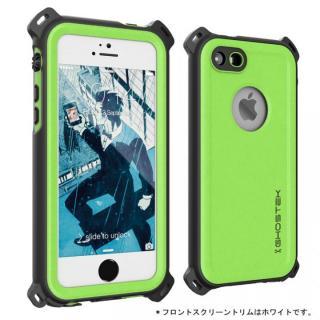 防水/防雪/防塵/耐衝撃ケース IP68準拠 Ghostek Nautical グリーン iPhone SE/5s/5