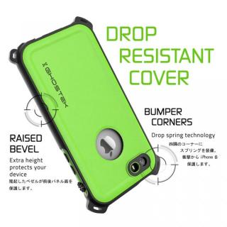 【iPhone SE/5s/5ケース】防水/防雪/防塵/耐衝撃ケース IP68準拠 Ghostek Nautical グリーン iPhone SE/5s/5_3