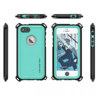 【iPhone SE/5s/5ケース】防水/防雪/防塵/耐衝撃ケース IP68準拠 Ghostek Nautical ブルー iPhone SE/5s/5_1