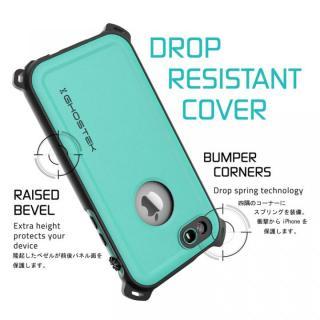【iPhone SE/5s/5ケース】防水/防雪/防塵/耐衝撃ケース IP68準拠 Ghostek Nautical ブルー iPhone SE/5s/5_3