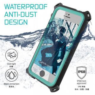 【iPhone SE/5s/5ケース】防水/防雪/防塵/耐衝撃ケース IP68準拠 Ghostek Nautical ブルー iPhone SE/5s/5_4