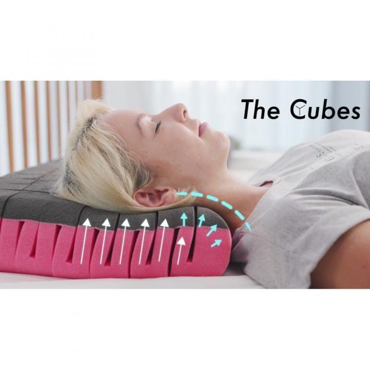 無重力枕The Cubes【11月上旬】
