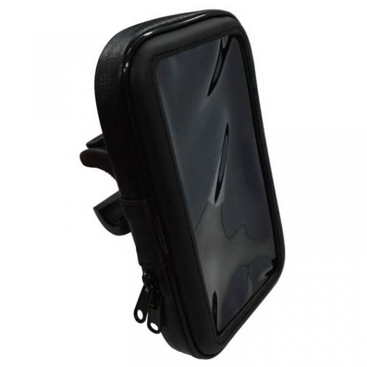 Tough Gear スマートフォン対応マウントホルダー ポーチ ブラック_0