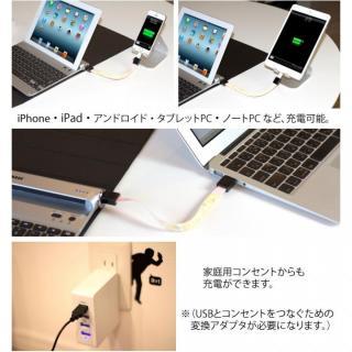 [6000mAh]大容量バッテリー * Bluetooth搭載キーボード iPad mini/Air/各世代_1