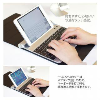 [6000mAh]大容量バッテリー * Bluetooth搭載キーボード iPad mini/Air/各世代_2