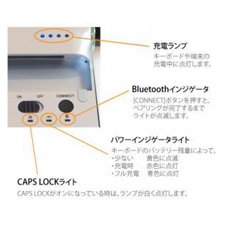 [6000mAh]大容量バッテリー * Bluetooth搭載キーボード iPad mini/Air/各世代_3