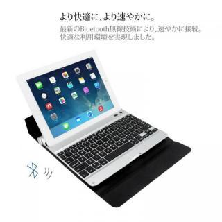 [6000mAh]大容量バッテリー * Bluetooth搭載キーボード iPad mini/Air/各世代_9