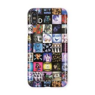 【iPhone XS/Xケース】MILKBOY ミルクボーイ ハードケース Gizmobies INSTAGRAM PATTERN iPhone XS/X【12月上旬】