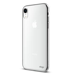【iPhone XRケース】elago SLIM FIT 2018 薄型軽量ケース Crystal Clear iPhone XR【9月下旬】