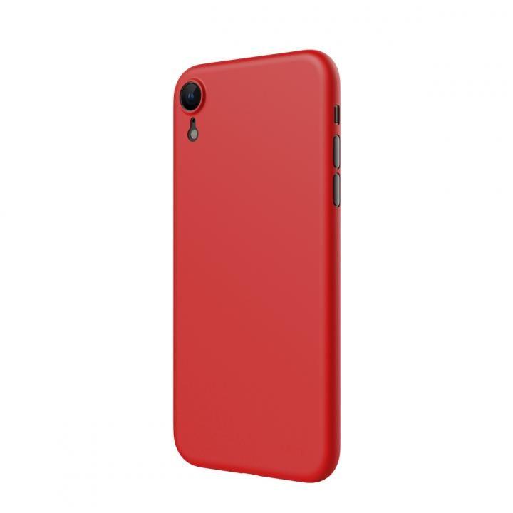 iPhone XR ケース elago INNER CORE 2018 超薄型ケース Red iPhone XR_0