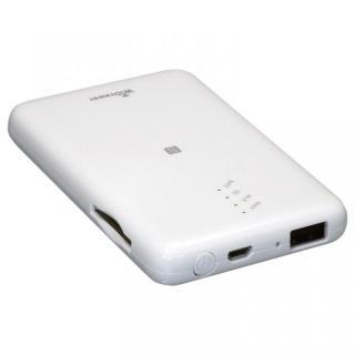 Wi-Fi SDカードリーダー スマホ充電機能付