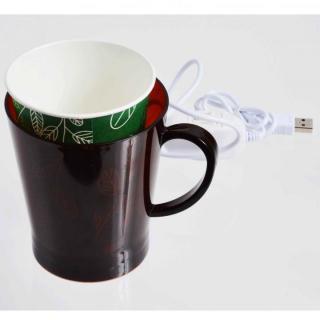 【10月上旬】コンビニコーヒー対応 USBあったか紙コップウォーマー