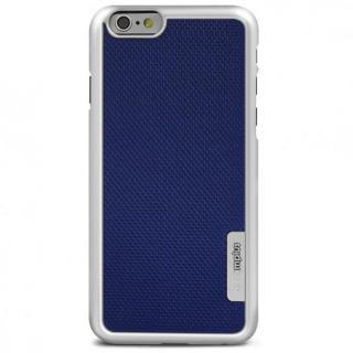 ファブリックケース CLUB ブルー iPhone 6s/6