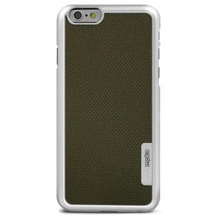 iPhone6s ケース ファブリックケース CLUB カーキ iPhone 6s/6
