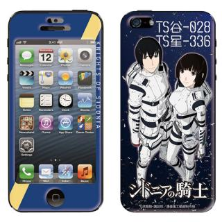 シドニアの騎士 SD 003 iPhone SE/5s/5スキンシール