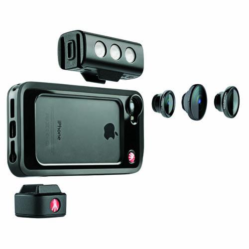 iPhone SE/5s/5 KLYP+フルセット バンパー・LEDキット・3枚レンズ iPhone 5s/5バンパー_0
