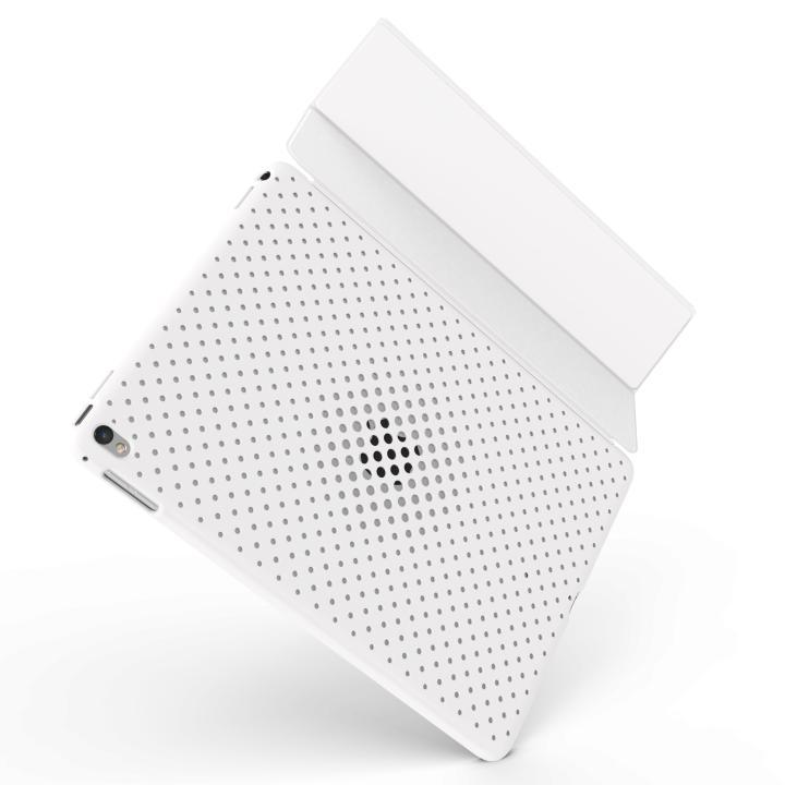 AndMesh メッシュケース ホワイト 背面ケース iPad Pro 9.7インチ_0
