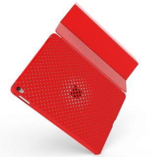 AndMesh メッシュケース レッド 背面ケース iPad Pro 9.7インチ
