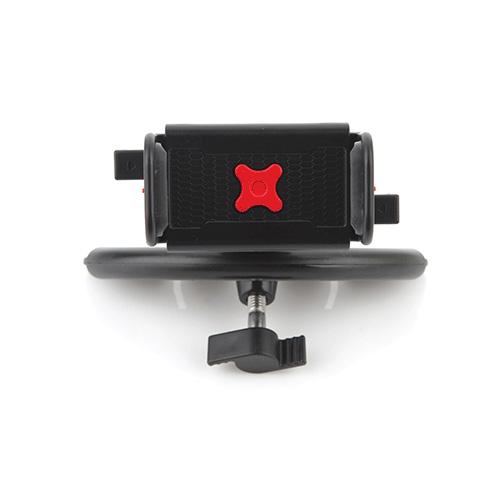 車のCDスロットに取り付けるスマホフォルダー ExoMount Touch CD
