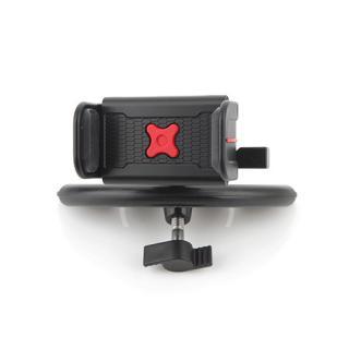 車のCDスロットに取り付けるスマホフォルダー ExoMount Touch CD_1