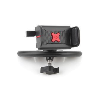 車のCDスロットに取り付けるスマホフォルダー ExoMount Touch CD_2