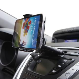 車のCDスロットに取り付けるスマホフォルダー ExoMount Touch CD_4