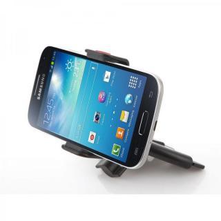車のCDスロットに取り付けるスマホフォルダー ExoMount Touch CD_6