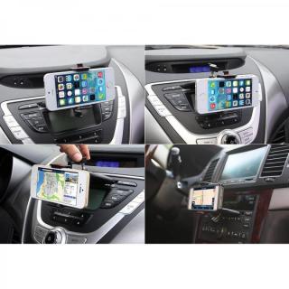 車のCDスロットに取り付けるスマホフォルダー ExoMount Touch CD_7