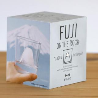 雪化粧の富士山がつくれる製氷器 FUJI ON THE ROCK_5