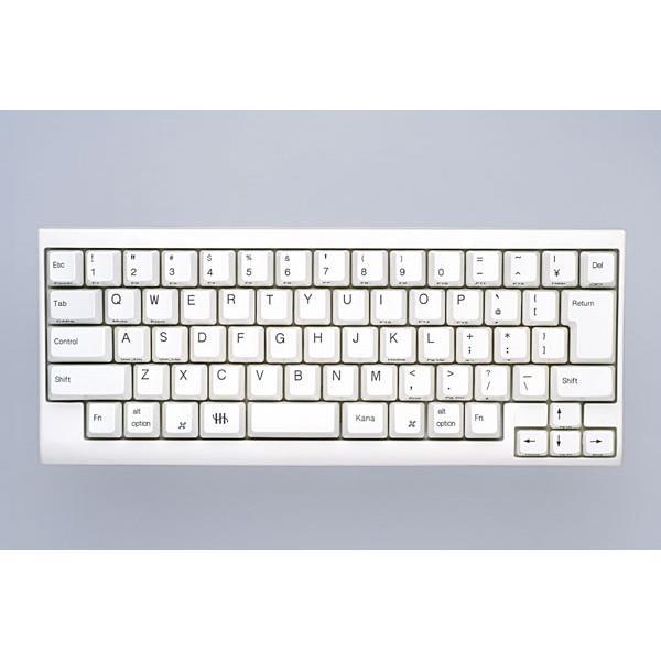 Happy Hacking Keyboard Lite2  Mac 日本語配列 かな無刻印