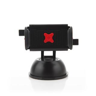 吸盤で車に簡単設置できるスマホフォルダー Exo Mount Touch_1