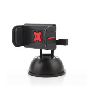 吸盤で車に簡単設置できるスマホフォルダー Exo Mount Touch_2