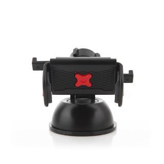 吸盤で車に簡単設置できるスマホフォルダー Exo Mount Touch_4