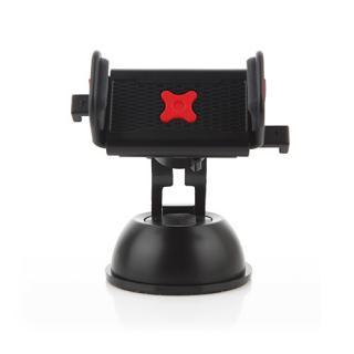吸盤で車に簡単設置できるスマホフォルダー Exo Mount Touch_5