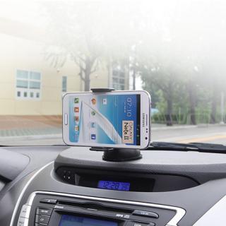吸盤で車に簡単設置できるスマホフォルダー Exo Mount Touch_6