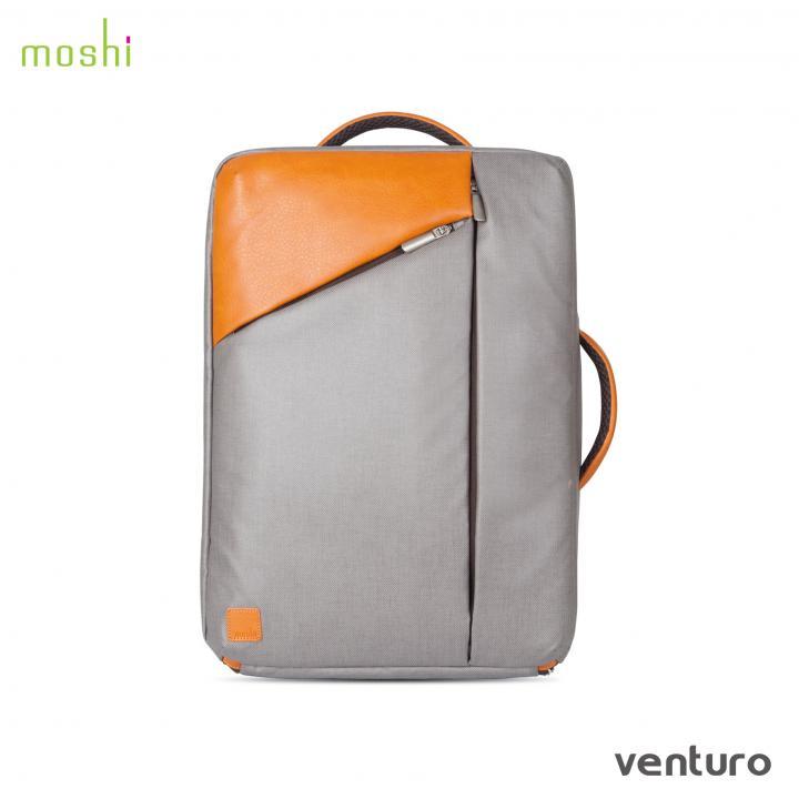 デザイナーキャリーケース moshi Venturo チタニウム グレイ_0