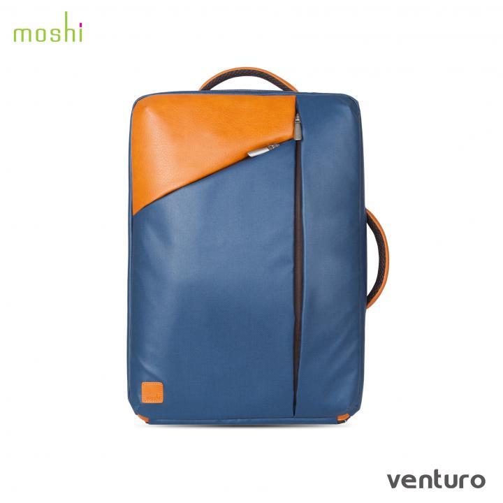 デザイナーキャリーケース moshi Venturo ネイビーブルー