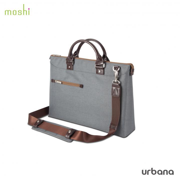 デザイナーキャリーケース moshi Urbana ミネラル グレー_0