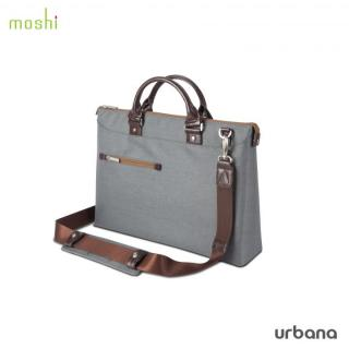 デザイナーキャリーケース moshi Urbana ミネラル グレー