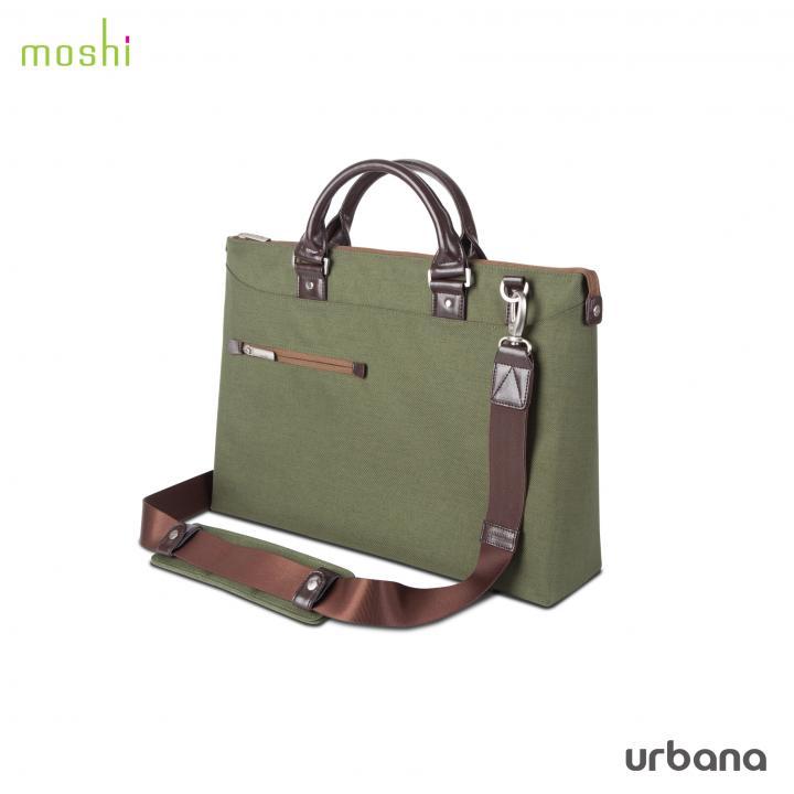デザイナーキャリーケース moshi Urbana フォレスト グリーン