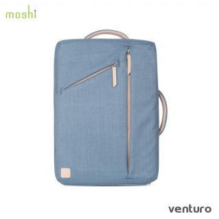 デザイナーキャリーケース moshi Venturo スティール ブルー
