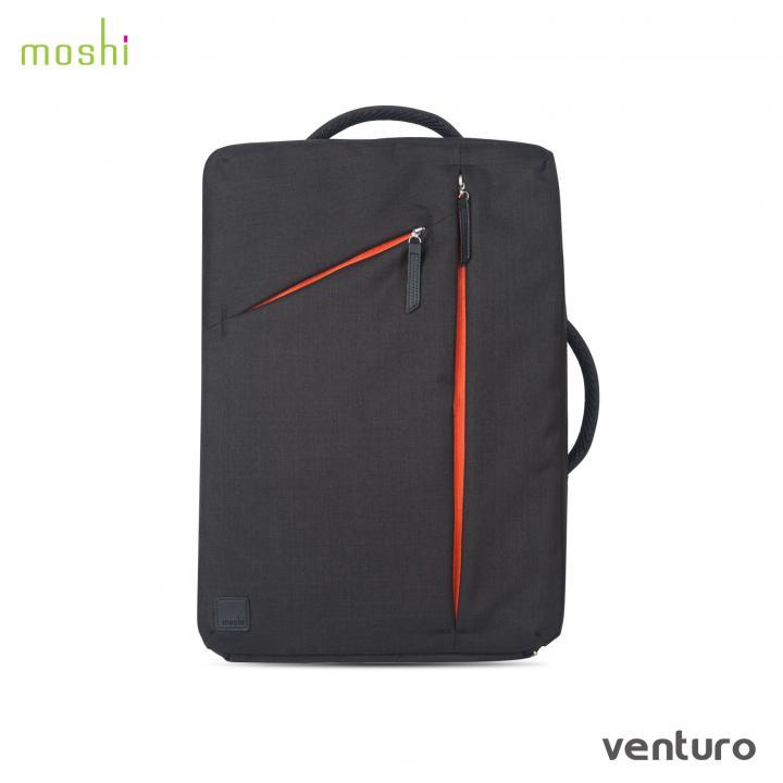 デザイナーキャリーケース moshi Venturo チャコール ブラック_0